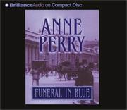 Cover of: Funeral in Blue (William Monk) | Anne Perry