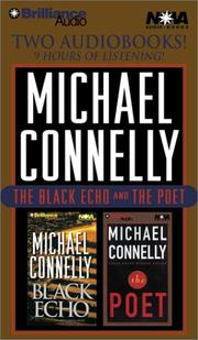 Cover of: Michael Connelly: Black Echo / The Poet