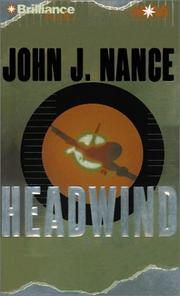 Cover of: Headwind (Nova Audio Books) | John J. Nance