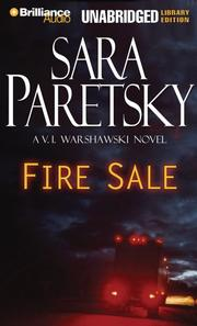 Cover of: Fire Sale (V. I. Warshawski)