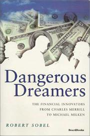 Cover of: Dangerous dreamers