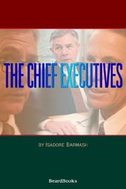 Cover of: The Chief Executives