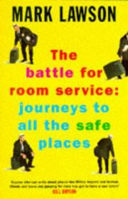 Cover of: The battle for room service