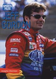 Jeff Gordon by Josepha Sherman