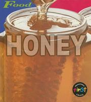 Cover of: Honey (Food)