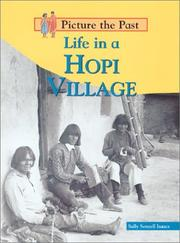Cover of: Life in a Hopi Village (Picture the Past)