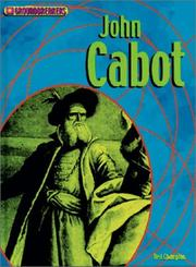 Cover of: John Cabot (Groundbreakers)