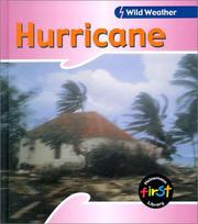 Cover of: Hurricane (Wild Weather)