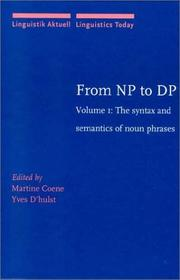 Cover of: From NP to DP |