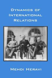 Cover of: Dynamics of International Relations