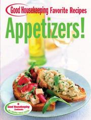 Appetizers! Good Housekeeping Favorite Recipes (Favorite Good Housekeeping Recipes)