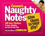 Cover of: Cosmo