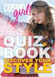 Cover of: CosmoGIRL! Quiz Book | The Editors of CosmoGIRL!