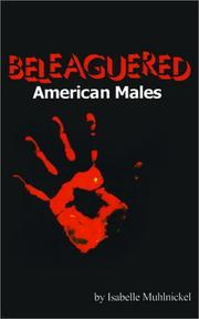 Cover of: Beleaguered American Males | Isabelle Muhlnickel