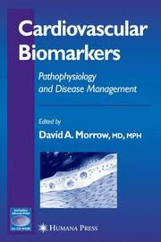 Cover of: Cardiovascular biomarkers |