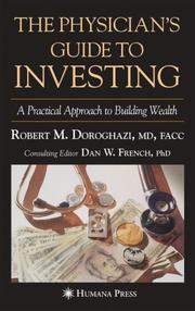 Cover of: The physician's guide to investing |