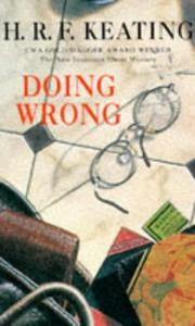 Cover of: Doing wrong