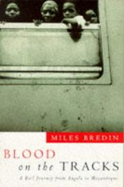 Cover of: Blood on the tracks