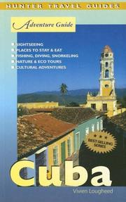 Cover of: Adventure Guide Cuba