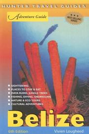 Cover of: Belize Adventure Guide (Adventure Guide to Belize)