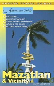 Cover of: Adventure Guide Mazatlan & Vicinity