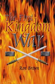 Cover of: The First Kingdom War