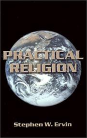 Cover of: Practical Religion | Stephen W. Ervin