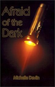 Cover of: Afraid of the Dark | Michelle Devlin