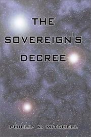 Cover of: The Sovereign's Decree