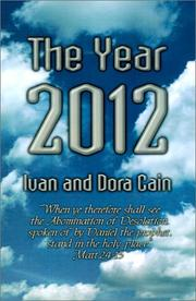 Cover of: The Year 2012 | Ivan Cain