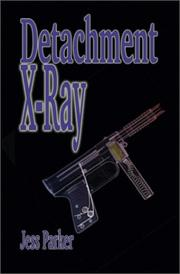 Cover of: Detachment X-Ray