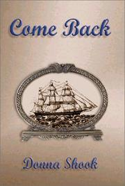 Cover of: Come Back