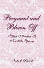 Cover of: Pregnant and Blown Off | Sheila Schmidt