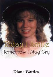 Cover of: Today I Smile | Diane Wattles