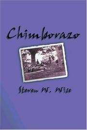 Cover of: Chimborazo