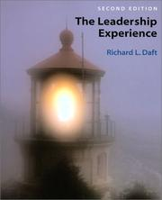 Cover of: The Leadership Experience