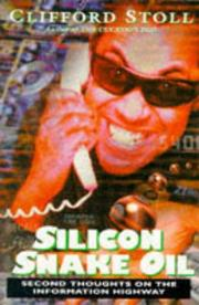 Cover of: Silicon Snake Oil
