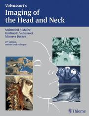 Cover of: Imaging of the Head and Neck | Mahmood F. Mafee