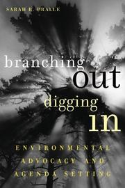 Cover of: Branching Out, Digging in | Sarah Pralle