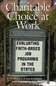 Cover of: Charitable Choice at Work | Sheila Suess Kennedy