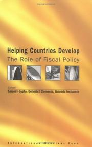 Cover of: Helping Countries Develop |