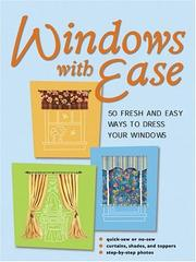 Cover of: Windows with Ease | Creative Publishing international