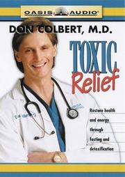 Cover of: Toxic Relief (Healthy Living)