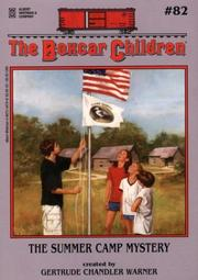 Cover of: The Summer Camp Mystery (Boxcar Kids)