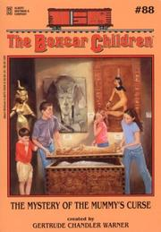 Cover of: The Mystery of the Mummys Curse (Boxcar Kids)
