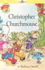 Cover of: Christopher Churchmouse | Barbara Davoll