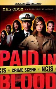 Cover of: Paid in Blood