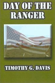 Cover of: Day of the Ranger