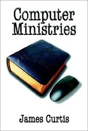 Cover of: Computer Ministries