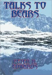 Cover of: Talks to Bears | Pete Edwards